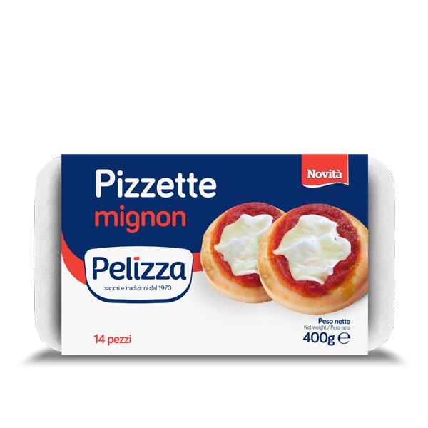 Pizzette-mignon
